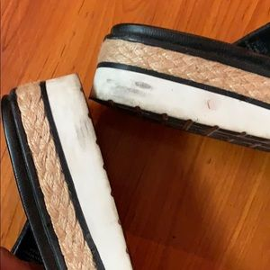 Franco Sarto Shoes - Franco sarto platform sandals
